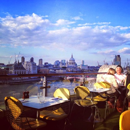 Oxo Tower Lookout