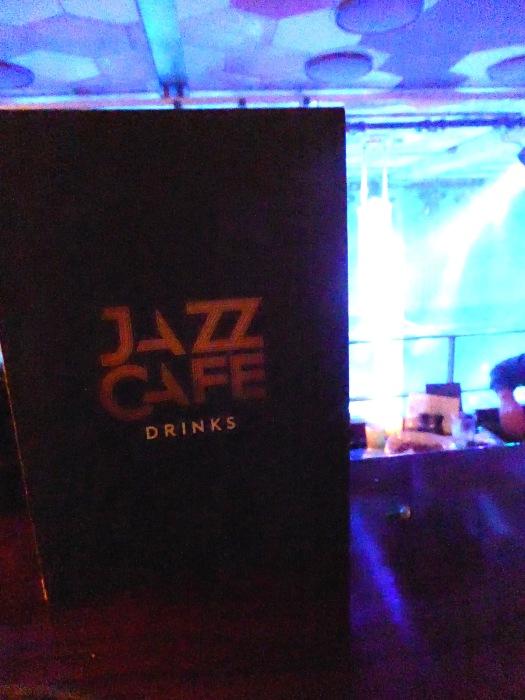 Jazz Cafe - Evangeline Laurel Review